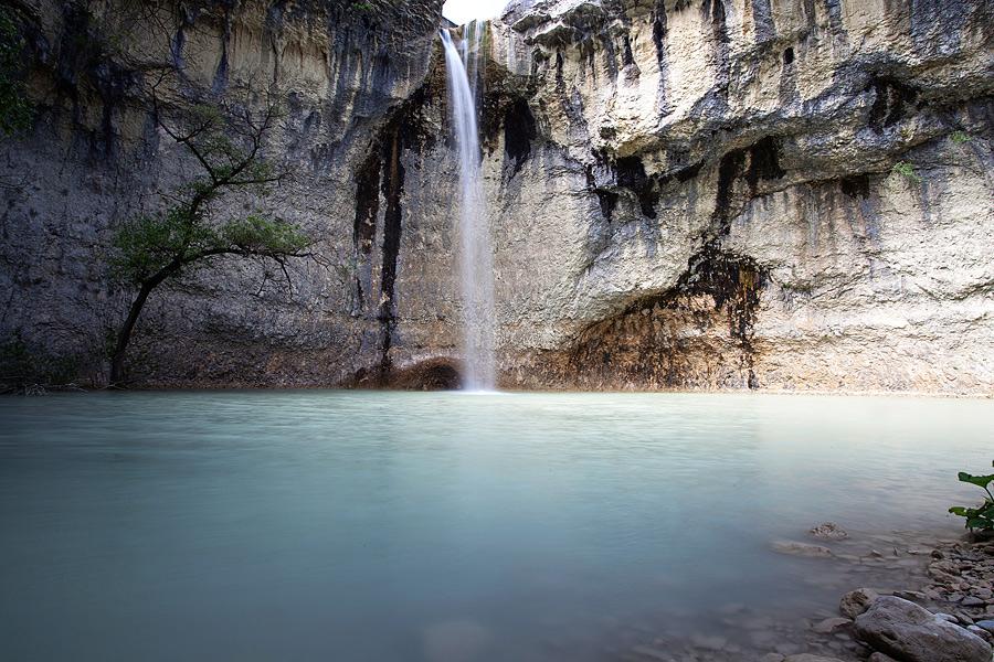 Waterfall Istria